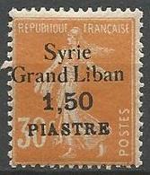 SYRIE  N° 94 NEUF*  CHARNIERE TB  / MH - Syria (1919-1945)