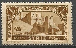 SYRIE  N° 204A NEUF* TRACE DE CHARNIERE TB  / MH - Syria (1919-1945)