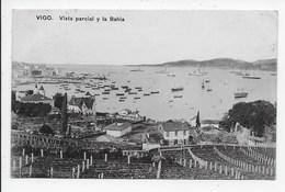 Vigo - Vista Parcial Y La Bahia - Espagne
