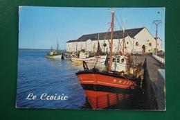 Le Croisic  La Criée   Loire Atlantique  écrite En 1971 - Le Croisic