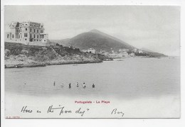 Portugalete - La Playa - Dorso Sin Dividir - Espagne