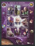 246 MONGOLIE 2000 - Yvert 2462/70 - Albert Einstein Physicien - Neuf ** (MNH) Sans Trace De Charniere - Mongolia