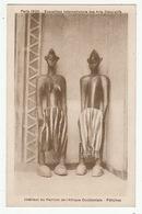 FÉTICHES - Afrique Occidentale - Expo Internationale Des Arts Déco. - Paris 1925 - Unclassified
