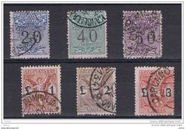 REGNO: 1924  TASSE  PER  VAGLIA  -  S. CPL. 6  VAL. US. -  SASS. 37 - 1900-44 Victor Emmanuel III.