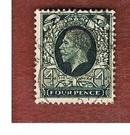 GRAN BRETAGNA (UNITED KINGDOM) -  SG 445  - 1935 KING GEORGE V  4    - USED° - Usati