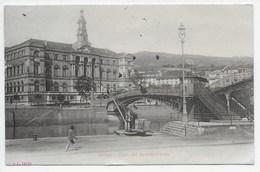 Bilbao - Casa De Ayuntamiento - Dorso Sin Dividir - Vizcaya (Bilbao)