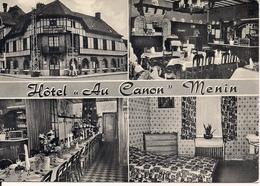 """MENEN MENIN MEENEN  HOTEL """"AU CANON"""" MENIN - Menen"""