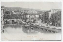 Bilbao - El Teatro - Dorso Sin Dividir - Vizcaya (Bilbao)