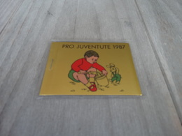 Switzerland MNH Michel Nr 0-83 From 1987 / Catw 14.00 EUR - Postzegelboekjes