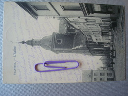 STAVELOT : L'église En 1903 - Stavelot