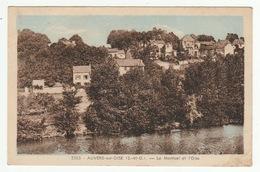 AUVERS-sur-OISE - Le Montcel Et L'Oise - - Auvers Sur Oise