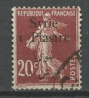 SYRIE   N° 109 OBL TB - Syrien (1919-1945)