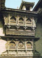 1 AK Nepal * Bhaktapur - Pujari Math - Das älteste Der Hinduistischen Priesterhäuser (Math) – Erbaut Im 15. Jahrhundert - Nepal