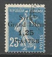 SYRIE   N° 93 OBL TB - Syrien (1919-1945)