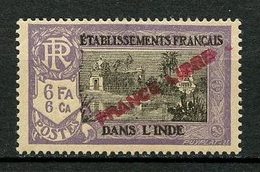 INDE 1941 N° 146 ** Neuf MNH  Superbe C 5,20 € Temple Près De Pondichéry - India (1892-1954)