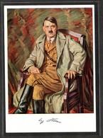 Col.  Ak  Hoffmann Nr. 445 Kanzler Sitzend Nach Einem Gemälde Von Bruno Jacobs! - Deutschland