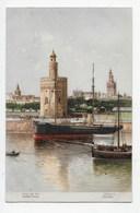 Sevilla - Torre Del Oro - Stengel 29552 - Sevilla