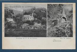 CLERVAUX - Ermitage De N.D. De Lorette - Roc St Hubert - Clervaux