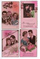 CP - COUPLE - 8 Cartes - Couples