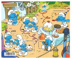 België 2008 BL 159 Xxx Smurfen Stroumpfs - Blocs 1962-....