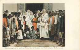 Nellore Missie (Indië, Inde) Bezoek Uit Holland Door De Christenen Van Chintareddypalem - Zusters Van Mariënburg - Missions