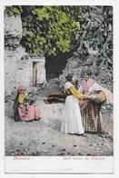 Granada - Una Cueva De Gitanos - Purger 2082 - Dorso Sin Dividir - Granada