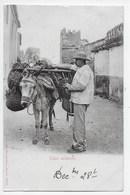 Tipos Andaluces - Stengel 22327 - Dorso Sin Dividir - Espagne