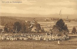 Mission Indienne Des P.P. Jésuites - Une Grotte Au Chotanagpore (Chota Nagpur, Inde) Le Denier Du Prêtre Indien - Missions