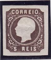 Portugal 1862/64 Cat. Yvert N° 15 I * TB Belle Marge - 1862-1884 : D.Luiz I