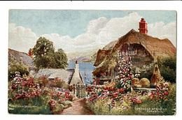 CPA - Carte Postale Royaume Uni -Gillan, Cornwall - Cottage  VM2237 - England