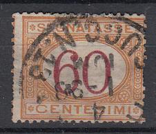 ITALIË - Michel - 1870/94 - Nr 10 - Gest/Obl/Us - Segnatasse