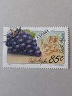 N° 834        Raisin  -  Export - Afrique Du Sud (1961-...)