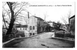 Lavardac  (Lot-et-Garonne)   Pont-de-Bordes - Lavardac