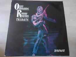 Ozzy Osbourne - Randy Rhoads Tribute - 1987 - 2 Disques - Hard Rock & Metal