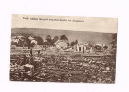 Nach Heissem Kämpfe Erobertes Gehöft Bei Abaucourt.WWI. Militaria - France