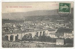 01 - BELLEGARDE - Viaduc Et Vue Générale - LM 35 - 1908 - Bellegarde-sur-Valserine