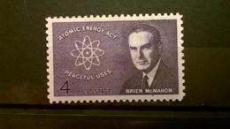 FRANCOBOLLI STAMPS U.S.A. UNITED STATES STATI UNITI 1962 MNH** NUOVI SENATOR BRIAN McMAMON - Stati Uniti