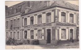 SAINT VALERY SUR SOMME Hotel Colonne De Bronze - Saint Valery Sur Somme