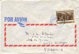 PEROU : Lettre Par Avion Pour La France - Peru