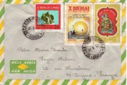 BRESIL : 1969 - Lettre Par Avion Pour La France - Brésil
