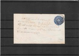 INDIA 1929- Feud.state Travancore Postal Stat. Local Use (Ref 1824 ) - 1911-35 Roi Georges V