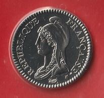 5 FRANCS 2000 * LA MARIANE REVOLUTIONNAIRE, 1795 *  FDC - France