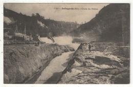 01 - BELLEGARDE - Chute Du Rhône - Michaux 3 Bis - 1911 - Bellegarde-sur-Valserine