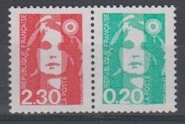 1990-N° P2614** MARIANNE DU BICENTENAIRE - France