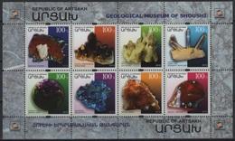 Karabahk - Artsakh (2018) - Set - / Minerals - Mineraux - Mineralen