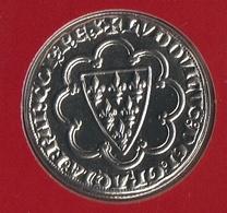5 FRANCS 2000 * ECU D'OR DE ST LOUIS *  FDC - France