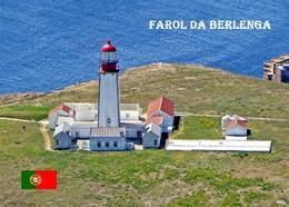 Berlengas Islands Lighthouse New Postcard Leuchturm AK - Portogallo