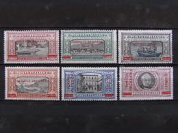 """ITALIA Colonie Somalia-1924- """"Manzoni"""" Cpl. 6 Val. MH* (descrizione) - Somalie"""