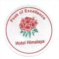 Nepal. Népal. Katmandu. Kathmandu. Hotel Himalaya. Peak Of Excellence. - Sous-bocks