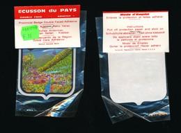 ECUSSON Du Pays ADHESIF Double Face CAUTERETS  (neuf) - Obj. 'Remember Of'